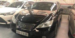 Bán Lexus ES 350 năm sản xuất 2007, màu đen giá 750 triệu tại Tp.HCM