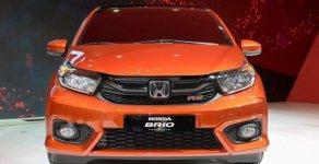 Bán Honda Brio 2019 mẫu xe nhỏ gọn đầy quyến rũ - Không gian siêu rộng rãi giá 339 triệu tại Tp.HCM
