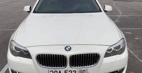 Bán BMW 5 Series 528i năm 2011, màu trắng, xe nhập giá 1 tỷ 60 tr tại Hà Nội