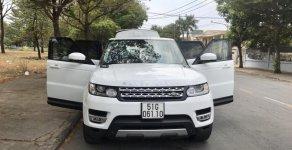 Cần bán xe LandRover Sport năm 2015, màu trắng nhập khẩu giá 3 tỷ 580 tr tại Tp.HCM