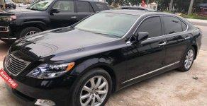 Bán ô tô Lexus LS600HL đời 2009, màu đen, nhập khẩu giá 1 tỷ 699 tr tại Hà Nội