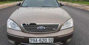 Bán Ford Mondeo 2.5AT đời 2004, màu nâu, giá chỉ 210 triệu giá 210 triệu tại Hà Nội