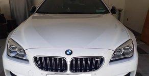 Cần bán BMW M6 Gran Coupe 4.4L V8(560Hp) - trắng, nội thất cam/đen giá 5 tỷ 300 tr tại Đà Nẵng