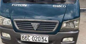 Bán xe Thaco Foton 990kg đời 2007, thùng mui bạc giá tốt giá 55 triệu tại Đồng Tháp