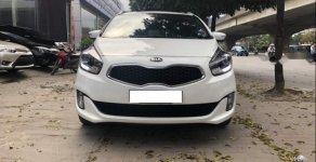 Bán xe Kia Rondo GAT sản xuất 2016, màu trắng, máu xăng, xe cực đẹp, đi đúng odo 21000km giá 570 triệu tại Hà Nội
