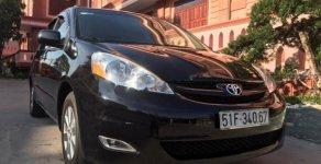 Bán Toyota Sienna 3.5 LE sản xuất năm 2009, màu đen, nhập khẩu  giá 780 triệu tại Tp.HCM