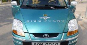 Bán Chevrolet Matiz sản xuất 2007, màu xanh lam, nhập khẩu   giá 208 triệu tại Tp.HCM