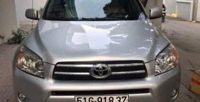 Bán Toyota RAV4 2.4 limited năm 2007, màu bạc, nhập khẩu  giá 512 triệu tại Tp.HCM