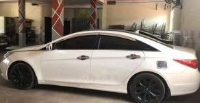 Bán Hyundai Sonata 2011, màu trắng, số tự động  giá 560 triệu tại Đồng Nai