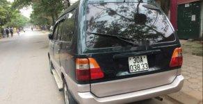 Cần bán gấp Toyota Zace đời 2004, mới khám giá 162 triệu tại Hà Nội