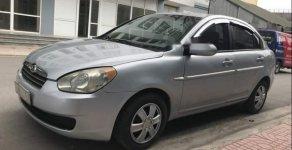 Bán Hyundai Verna năm 2009, màu bạc, nhập khẩu   giá 168 triệu tại Hà Nội