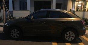 Cần bán lại xe Audi Q3 sản xuất năm 2012, màu nâu, xe nhập  giá 920 triệu tại Tp.HCM