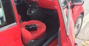 Bán Fiat 500 2009, màu đỏ, nhập khẩu nguyên chiếc chính chủ giá 395 triệu tại Hà Nội