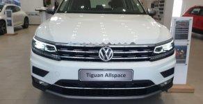 Bán xe Volkswagen Tiguan Allspace đời 2018, màu trắng, nhập khẩu  giá 1 tỷ 729 tr tại Tp.HCM