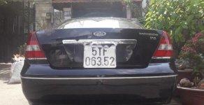 Bán xe Ford Mondeo đời 2004, màu đen, xe nhập như mới giá 215 triệu tại Tp.HCM