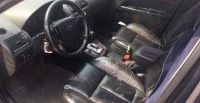 Gia đình bán Ford Mondeo 2.5 AT sản xuất năm 2004, màu đen, giá chỉ 210 triệu giá 210 triệu tại Hà Nội