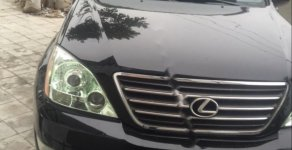 Bán xe Lexus GX 460 đời 2011, màu đen, nhập khẩu nguyên chiếc giá 1 tỷ 166 tr tại Hà Nội