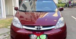 Cần bán lại xe Toyota Sienna năm 2006, màu đỏ, nhập khẩu xe gia đình giá 550 triệu tại Tp.HCM