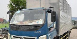Bán xe Thaco OLLIN đời 2013, màu xanh lam giá cạnh tranh giá 240 triệu tại Hải Dương