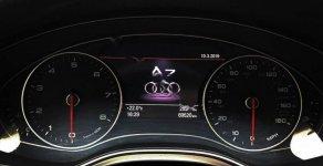 Cần bán lại xe Audi A7 sản xuất 2011, màu đen, nhập khẩu giá 1 tỷ 390 tr tại Hà Nội