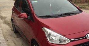 Bán Hyundai Grand i10 đời 2018, màu đỏ số sàn, giá tốt giá 358 triệu tại Thanh Hóa