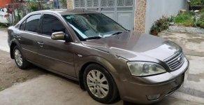 Chính chủ bán Ford Mondeo 2.5 AT sản xuất năm 2004, ĐK lần đầu 2005 giá 250 triệu tại Hà Nội