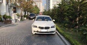 Bán BMW 5 Series 520i sản xuất 2012, màu trắng, nội thất màu kem giá 1 tỷ 150 tr tại Hà Nội