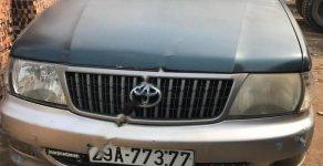 Bán xe Toyota Zace GL đời 2005, màu xanh dưa giá 205 triệu tại Hà Nội