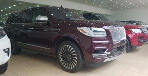 Bán Lincoln Navigator L Black Label đời 2019, màu đỏ, xe nhập, giao ngay giá 8 tỷ 900 tr tại Hà Nội
