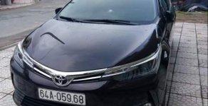 Bán Toyota Corolla altis năm 2017, màu nâu chính chủ, giá chỉ 860 triệu giá 860 triệu tại Vĩnh Long