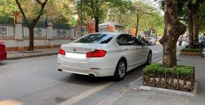 Bán BMW 5 Series 520i sản xuất 2012, màu trắng, nhập khẩu giá 1 tỷ 160 tr tại Hà Nội
