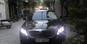Bán xe Mercedes S500 đời 2015, màu đen như mới giá 3 tỷ 950 tr tại Tp.HCM