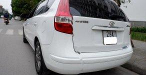 Bán xe Hyundai I30 CW sx 2011 nhập khẩu nguyên chiếc từ Hàn Quốc, màu trắng, nội thất nâu sang trọng giá 410 triệu tại Hà Nội