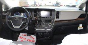 Bán Toyota Sienna Limited màu xám, số tự động, máy xăng 2018 giá 4 tỷ 618 tr tại Tp.HCM