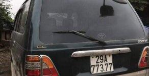 Bán Toyota Zace MT sản xuất năm 2005, xe đẹp chính chủ giá 220 triệu tại Hà Nội
