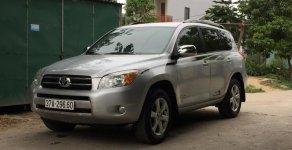 Cần bán Toyota RAV4 Limeted, đời 2007 màu bạc, nhập khẩu giá 490 triệu tại Nghệ An
