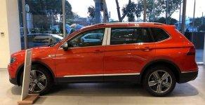 Cần bán Volkswagen Tiguan cao cấp đời 2019, màu cam, xe nhập giá 1 tỷ 699 tr tại Tp.HCM