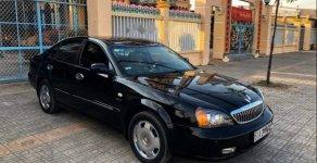 Bán xe Daewoo Magnus sản xuất năm 2005, màu đen xe gia đình giá 170 triệu tại Tây Ninh