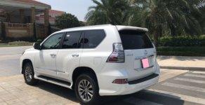 Cần bán lại xe Lexus GX AT năm 2016, màu trắng giá 4 tỷ 550 tr tại Tp.HCM