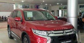Bán Mitsubishi Outlander 2.0 CVT năm sản xuất 2019, màu đỏ, xe nhập giá 808 triệu tại Đà Nẵng