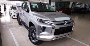 Bán Mitsubishi Triton 4x2 AT đời 2019, màu bạc, giao xe ngay, khuyến mãi khủng, liên hệ 0911.821.514 giá 730 triệu tại Quảng Bình