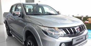 Bán Mitsubishi Triton năm 2019, màu bạc, nhập khẩu nguyên chiếc, giá 555 triệu, siêu khuyến mãi, liên hệ 0911821457 giá 555 triệu tại Quảng Trị