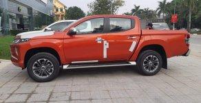 Bán Mitsubishi Triton AT Mivec đời 2019, giao xe ngay, màu cam, nhập khẩu giá siêu rẻ khuyến mãi khủng giá 730 triệu tại Quảng Bình