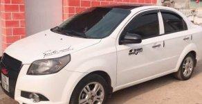Bán xe Chevrolet Aveo 1.5 MT sản xuất năm 2014, màu trắng giá 275 triệu tại Đắk Lắk