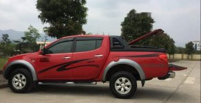 Bán Mitsubishi Triton GLS 2010, màu đỏ, xe nhập  giá 386 triệu tại Hòa Bình