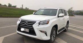 Bán ô tô Lexus GX460 Luxury sản xuất 2017, màu trắng, nhập khẩu còn bảo hành chính hãng giá 4 tỷ 550 tr tại Hà Nội