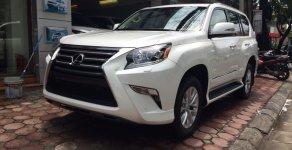Cần bán Lexus GX 460 nhập khẩu chính hãng, màu trắng SX 2017. 1 chủ từ đầu. Vay bank 2 tỷ 8. LH 093.798.2266 giá 4 tỷ 550 tr tại Hà Nội