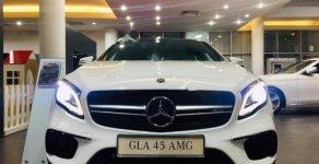 Bán ô tô Mercedes 45AMG sản xuất năm 2019, màu trắng, xe nhập giá 2 tỷ 329 tr tại Tp.HCM