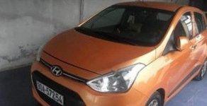 Bán ô tô Hyundai Grand i10 1.0 AT đời 2015, màu nâu, nhập khẩu   giá 360 triệu tại Thanh Hóa