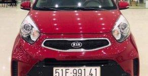 Bán Kia Morning Si 1.25 sản xuất 2016, màu đỏ, giá chỉ 289 triệu giá 289 triệu tại Bình Dương